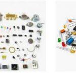 componentes electrónicos tipos precios y distribución de catálogo